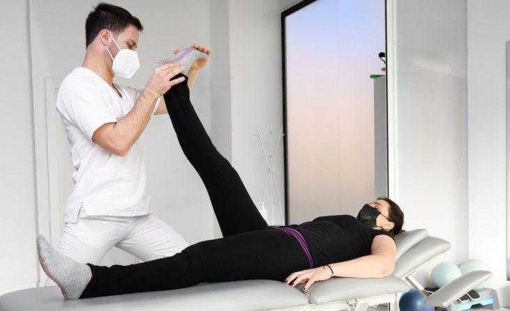 Un ostéopathe vous aide avec votre nerf sciatique